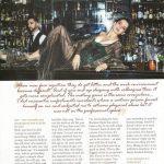 Cover Story - Filmfare - Kangana Ranaut - Corinthia Hotel London