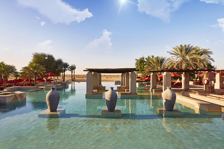 Bab Al Shams Desert Resort & Spa, Dubai - YouTube