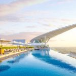 Infinity Pool - The Meydan Hotel - summer offer