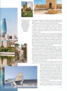 Azerbaijan Article Harper's Bazar 3
